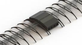 Dc 24000 klimaanlage f r dachmontage f r bahnfahrzeuge 74v for Klimaanlage dachmontage